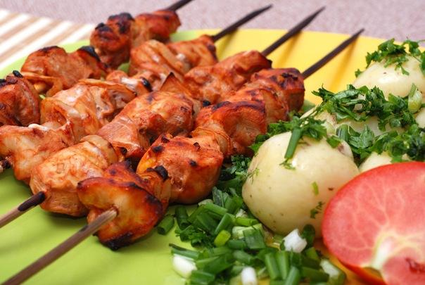 Как замариновать курицу для барбекю в уксусе дизайн электрокамины фото