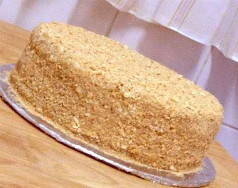 как приготовить торт наполеон в домашних условиях
