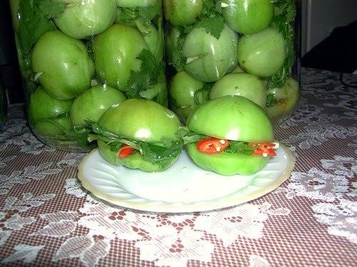 Помидоры зеленые - russianfood.com