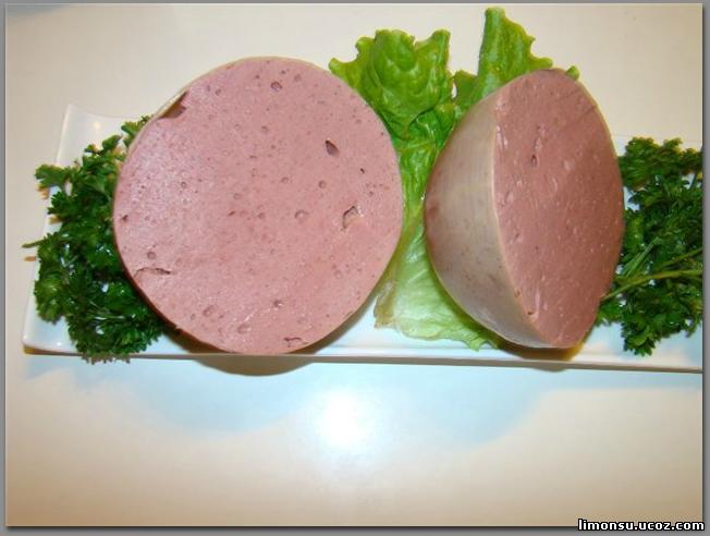 рецепт вареной колбасы гост
