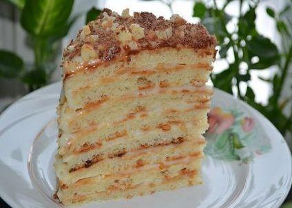 Вкусный торт творожный рецепт в домашних условиях